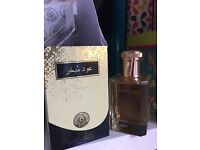 Arabic oud perfume 100ml brand new boxed