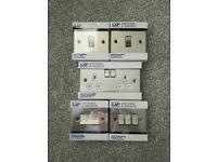 Light switch/ plug socket bundle