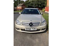 Mercedes-Benz C-Class 2.1CDI C200 Blue F Executive SE 1 Lady Owned