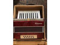Sorrento accordion