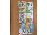 Kids learning/ fun DVDS