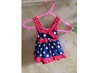 Mini club 3-6 months swim suit