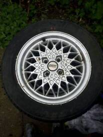 bbs alloy wheels