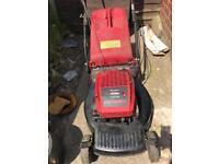 Mountfield rear roller mower