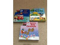 Whizzy wind up books