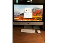 iMac Retina 27-Inch 5k Immacualte Condition In Originaal Apple Packaging 1TB Fusion Drive