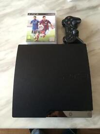 PS3 160GB Fully Working With Games