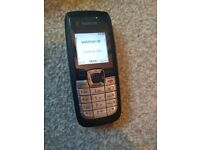 Nokia 2610 - Black/Grey Classic Mobile Phone On Vodafone