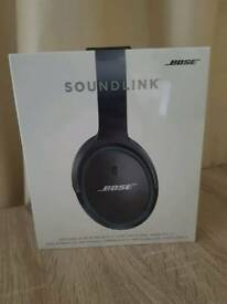 Soundlink headphone bose