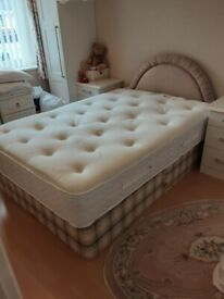 Double bed, free to collect.
