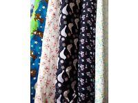 Job lot of new fabric over 50 metrex