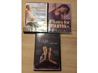 pregnancy exercise DvDs