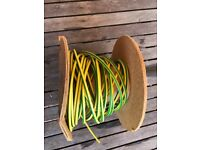 10 sqmm yellow and green earthing cable