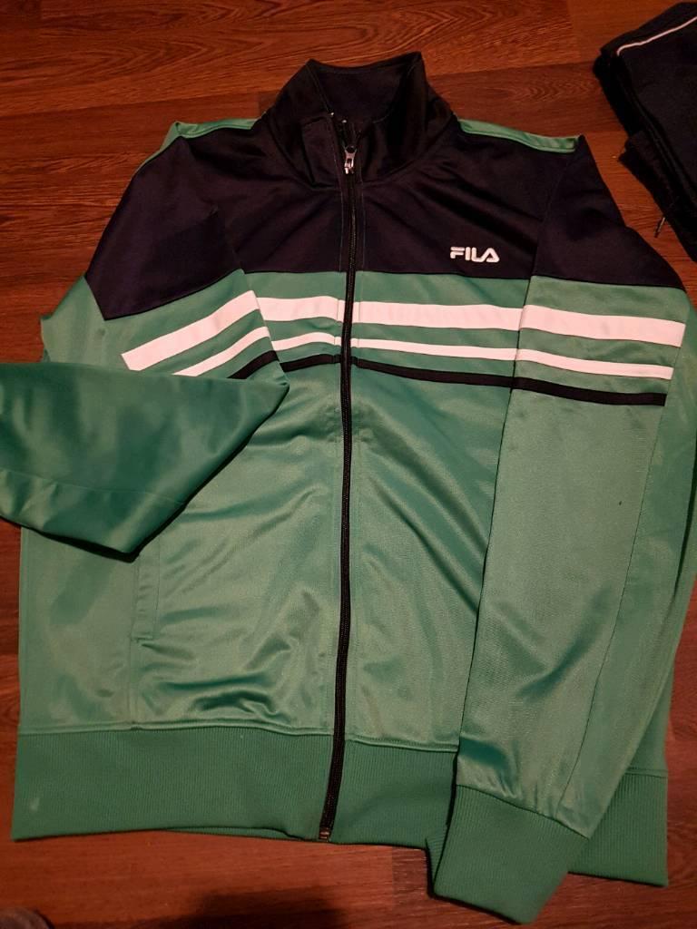 Mens jacket gumtree - Fila Mens Jacket