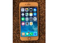 iPhone 6s 128GB - UNLOCKED - Gold - Brand New accessories