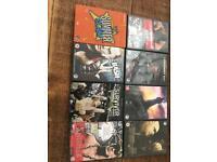 Classic WWE DVD's