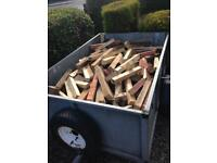 Free wood ideal for log burner can deliver