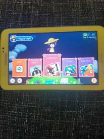 Samsung kids tab 3 tablet