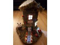 Ornamental Log House (Fairy House)