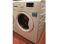 BEKO - WM84145W Washing Machine - 1 YEAR OLD