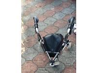 3 wheeler walking aid