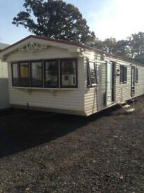 Static Caravan for sale offsite/ Mobile home