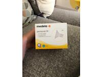 Medela personal fit breast pump shields 21mm SMALL