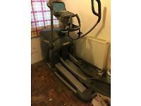 OCTANE PRO FITNESS 3700 CROSSTRAINER/JOGGER (REDUCED AGAIN PRICED REDUCED )