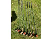 Wooden Headed Driver Golf Clubs