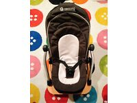 Concord Rio Baby Rocker, Dark Brown Colour, Great condition