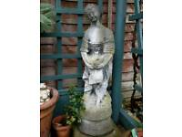 Garden Lady Statue