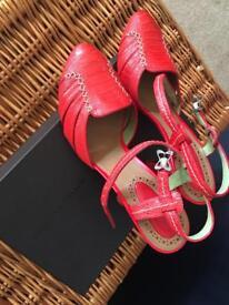 BRAND NEW Bottega Vaneta High Heel Shoes Size 7