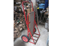 Welding gas bottle trolley sack barrow