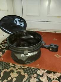 Preston innovations eva ground bait bowl and hoop