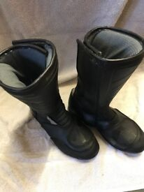 Riossi Motorcycle Boots