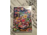 Wii mario party 9 game