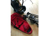 Quinny Pushchair and Maxi-Cosy Car Seat Travel System