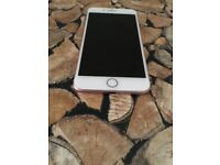 iPhone 7plus 32gb pink silver