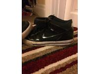 Men's size 8 uk Nike trainers