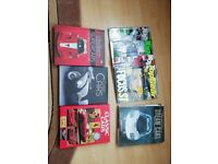 Top Gear and others cars magazine books for sale