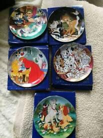 Disney plates