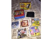 2DS with case and 6 games.