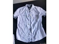 Blue Shirt w/tag on(£25) - never worn
