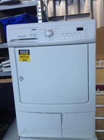 Zanussi 8Kg Condensor Tumble Dryer