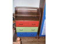 Changing table - FREE