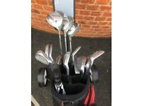 Howson Golf Clubs - Never Used - Very Good Condition