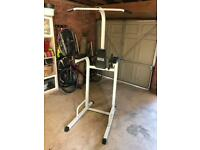 Pull up Power Tower and sit up bench