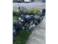 Harley Dawidson sportster883