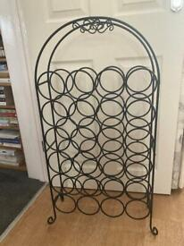 Absolutely gorgeous wine rack