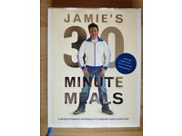 Jamie's 30 Minute Meals - Hardback Cookbook By Jamie Oliver
